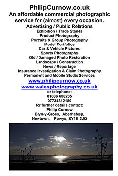 This is our current leaflet on commercial photography services available from us.