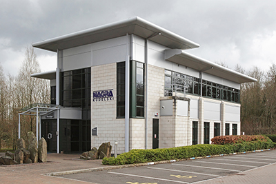 Photograph of Industrial Office, Taken for Cardiff Commercial Lenders