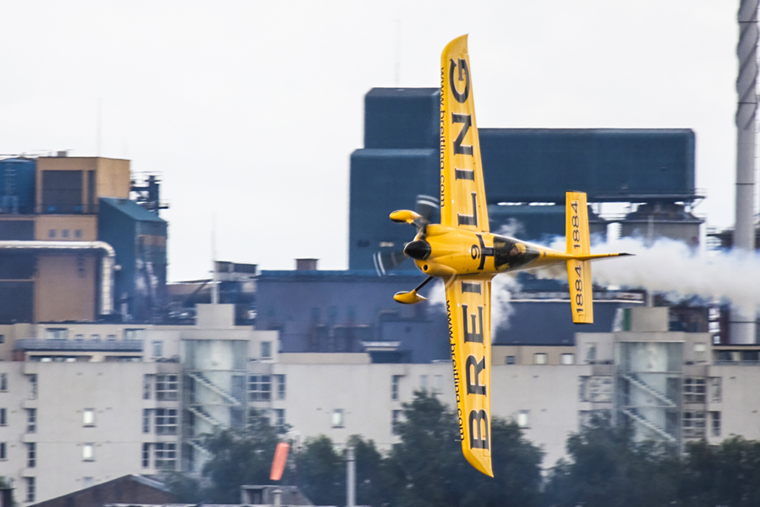 Red Bull Air Race, London.